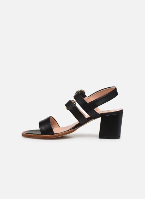 Sandali e scarpe aperte Craie Rigatoni Talon Nero immagine frontale