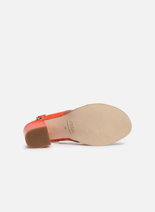 Sandali e scarpe aperte Craie Infini Talon Rosso immagine dall'alto