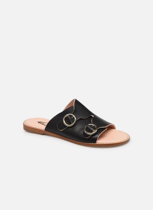 Clogs & Pantoletten Craie Paros schwarz detaillierte ansicht/modell