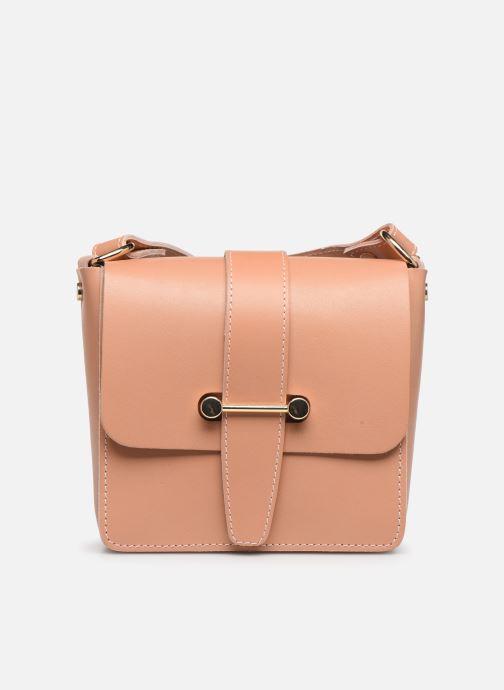Handtaschen Craie Geometrie rosa detaillierte ansicht/modell