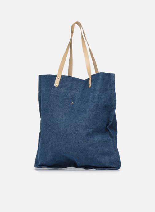 Handtaschen Craie Amoureux blau schuhe getragen
