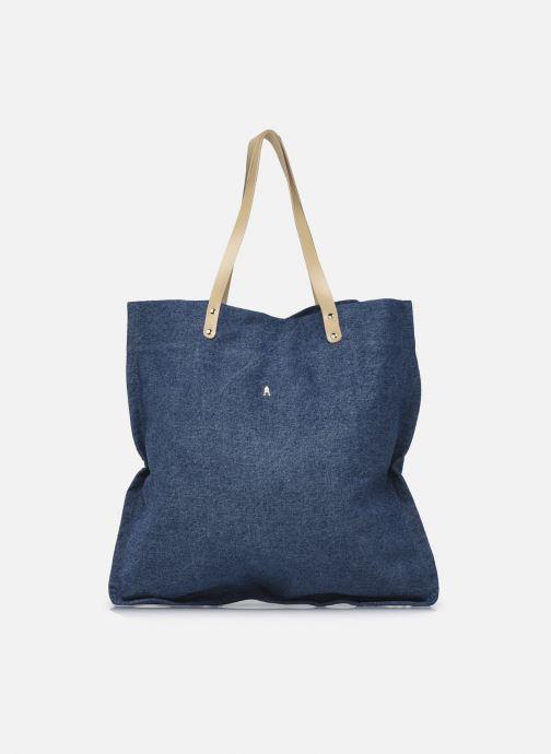Handtaschen Craie Amoureux blau detaillierte ansicht/modell