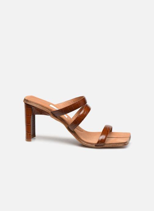 Chaussure Femme Grande Remise Miista Joanne Marron Mules et sabots 417473