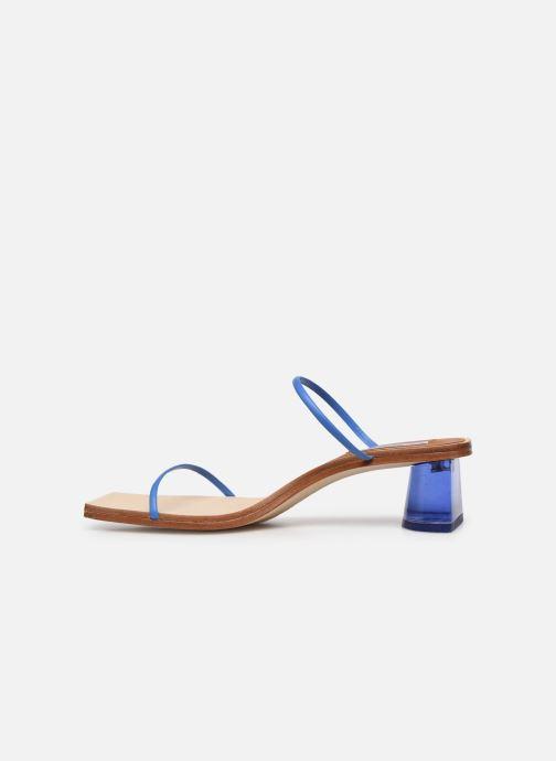 Sandali e scarpe aperte Miista Ellie Azzurro immagine frontale