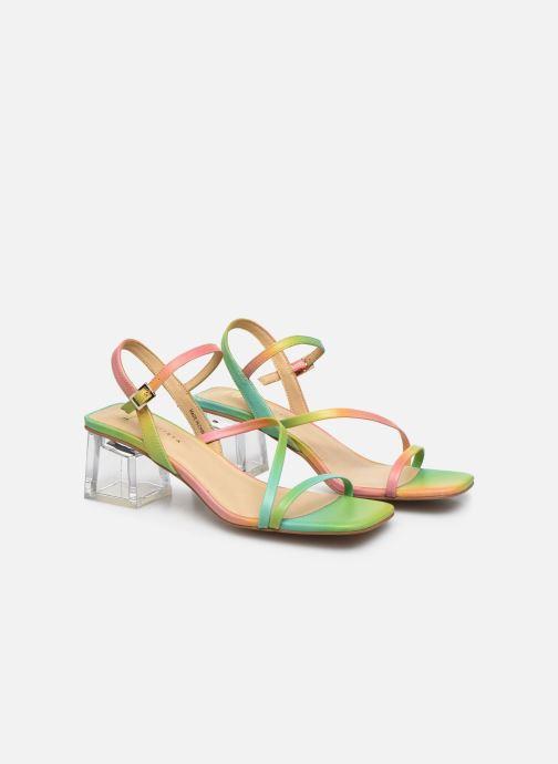 Sandalias E8 by Miista Manaia Multicolor vista 3/4