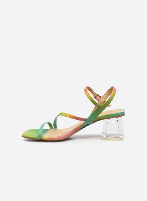 Sandalias E8 by Miista Manaia Multicolor vista de frente