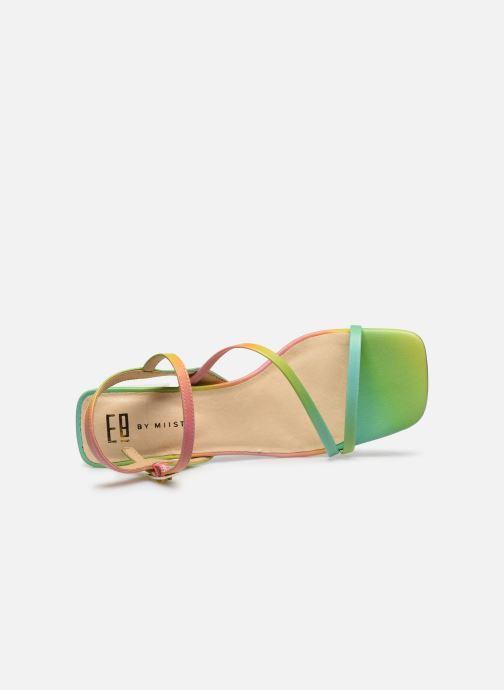 Sandalias E8 by Miista Manaia Multicolor vista lateral izquierda