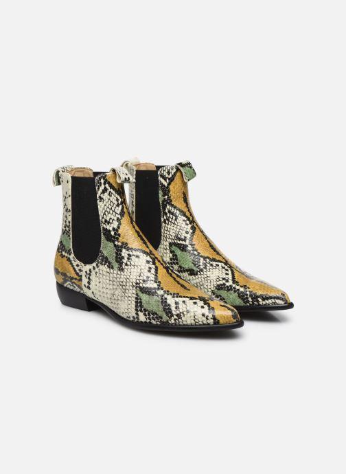 Boots en enkellaarsjes E8 by Miista Celina Multicolor 3/4'