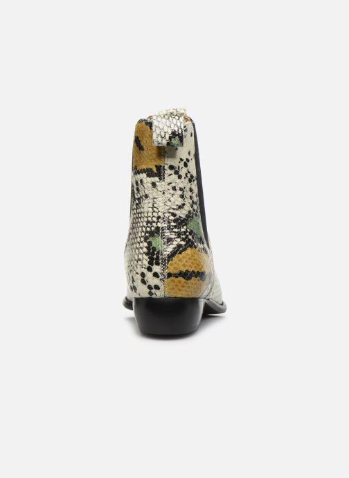 Boots en enkellaarsjes E8 by Miista Celina Multicolor rechts
