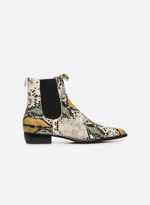 Boots en enkellaarsjes E8 by Miista Celina Multicolor achterkant