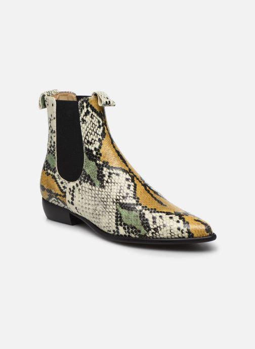 Boots en enkellaarsjes E8 by Miista Celina Multicolor detail