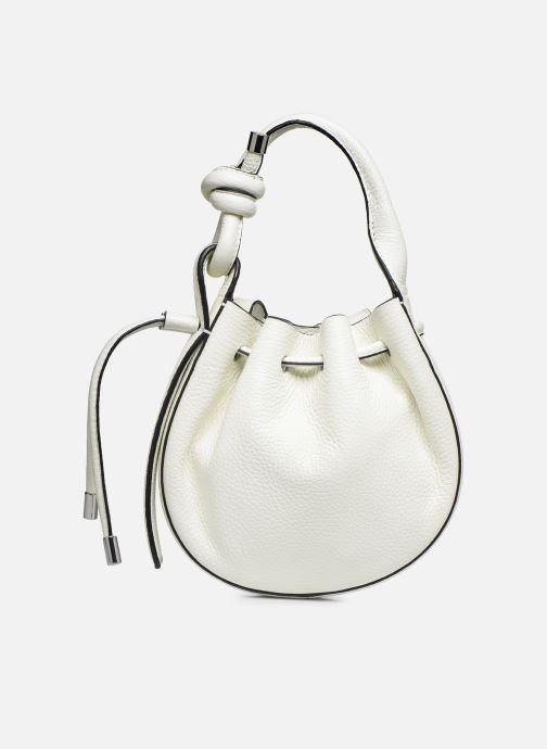 Handtaschen Behno Ina Mini Crossbody weiß detaillierte ansicht/modell