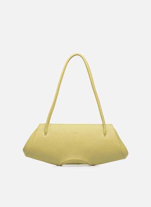 Handtaschen Behno Elisabeth Baguette gelb detaillierte ansicht/modell