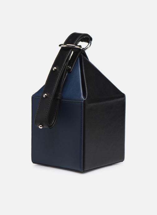 Bolsos de mano Behno Julie Bag Azul vista lateral derecha
