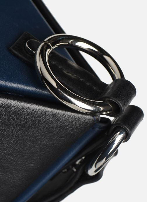 Bolsos de mano Behno Julie Bag Azul vista lateral izquierda