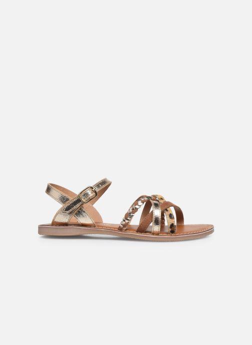 Sandales et nu-pieds L'Atelier Tropézien Sandales IL108E Marron vue derrière