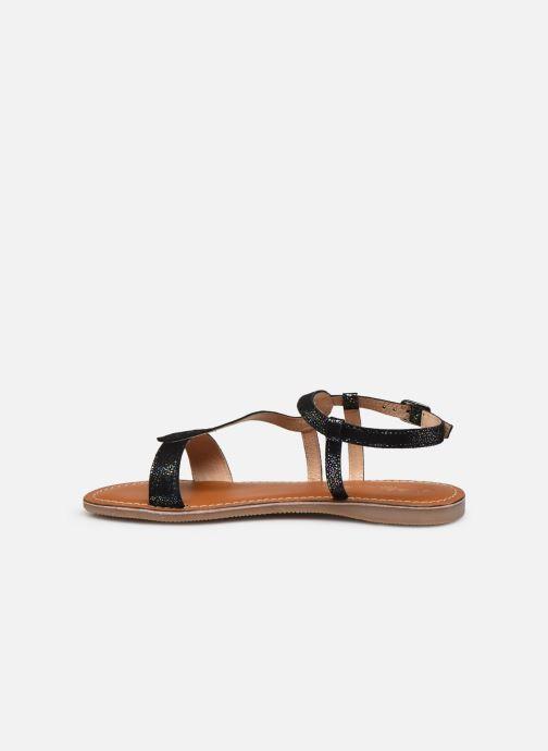 Sandales et nu-pieds L'Atelier Tropézien Sandales IL100E Noir vue face
