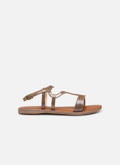 Sandales et nu-pieds L'Atelier Tropézien Sandales IL100E Marron vue derrière
