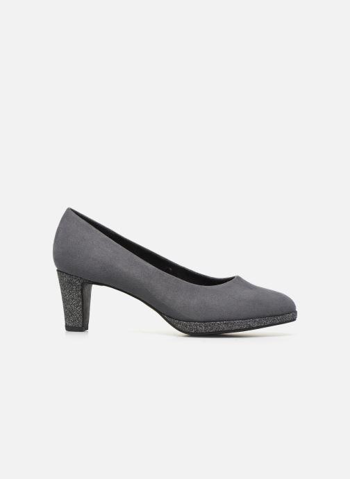 Zapatos de tacón Marco Tozzi 2-2-22409-33 Gris vistra trasera