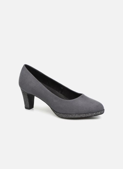 Zapatos de tacón Marco Tozzi 2-2-22409-33 Gris vista de detalle / par