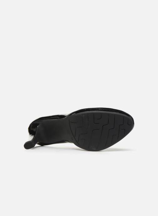 Zapatos de tacón Marco Tozzi 2-2-22421-33 Negro vista de arriba