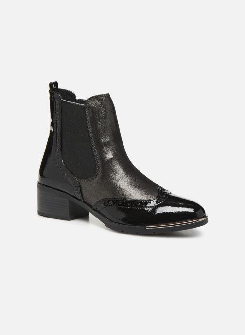 Boots en enkellaarsjes Marco Tozzi 2-2-25032-23 Zwart detail