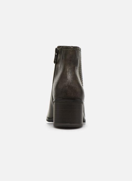 Bottines et boots Marco Tozzi 2-2-25301-23 Vert vue droite