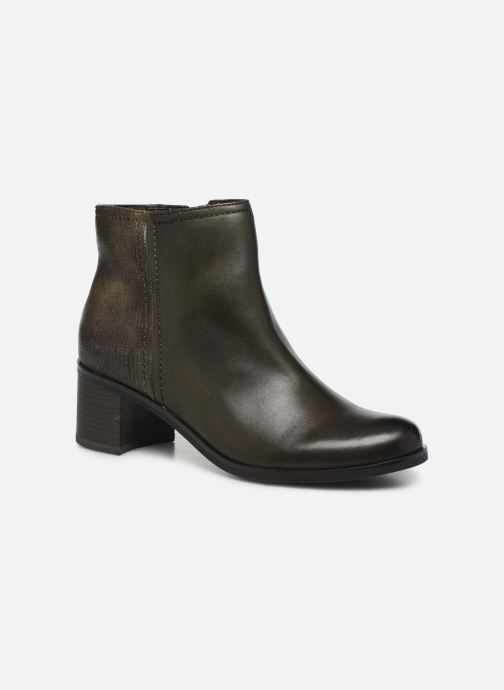 Bottines et boots Marco Tozzi 2-2-25301-23 Vert vue détail/paire