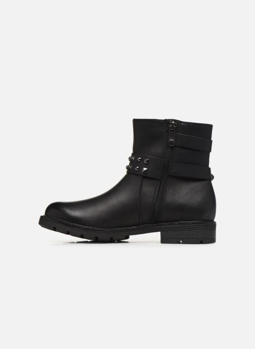 Boots en enkellaarsjes Marco Tozzi 2-2-25470-23 Zwart voorkant