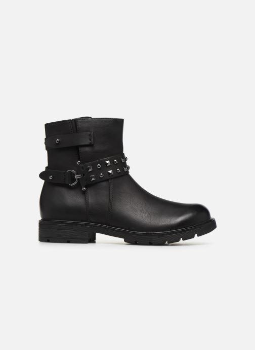 Boots en enkellaarsjes Marco Tozzi 2-2-25470-23 Zwart achterkant