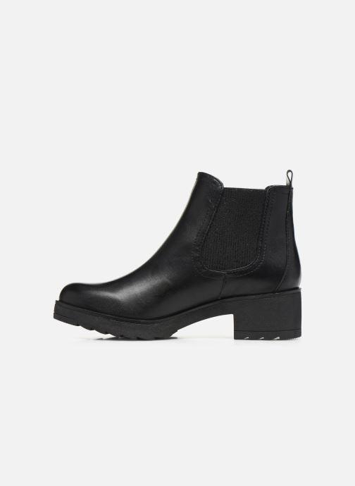 Marco Tozzi 2-2-25806-33 (noir) - Bottines Et Boots Noir (002 Black Antic) NKiSXQxc