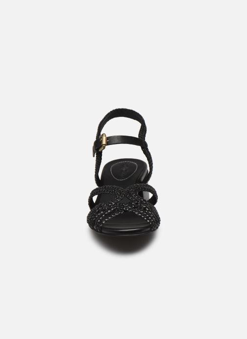 Sandalen See by Chloé Katie Jarvis schwarz schuhe getragen