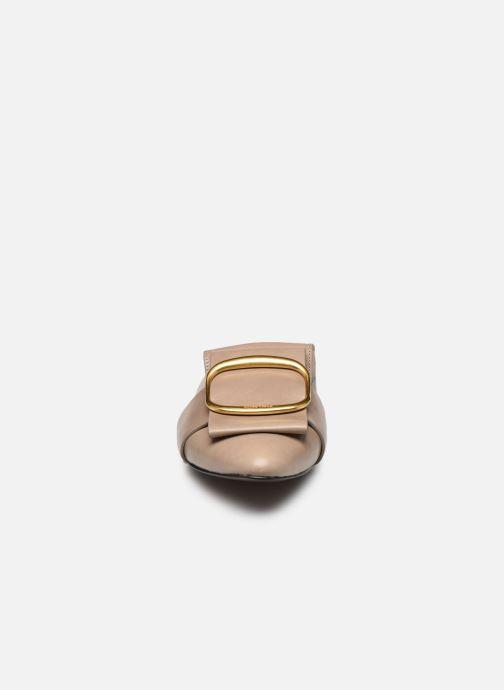 Mocassins See by Chloé Hopper Beige vue portées chaussures
