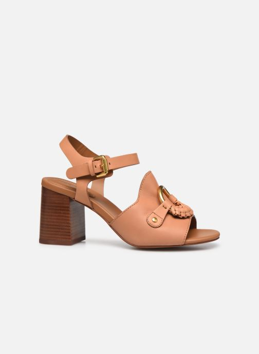 Sandali e scarpe aperte See by Chloé Hana Jarvis Marrone immagine posteriore