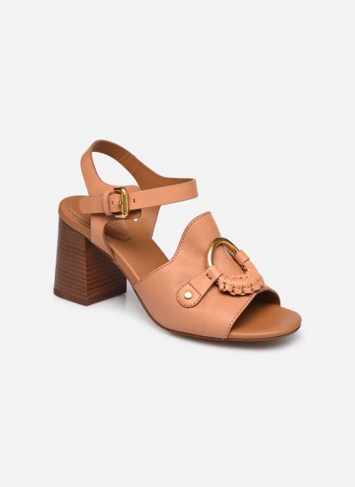 Sandali e scarpe aperte See by Chloé Hana Jarvis Marrone vedi dettaglio/paio