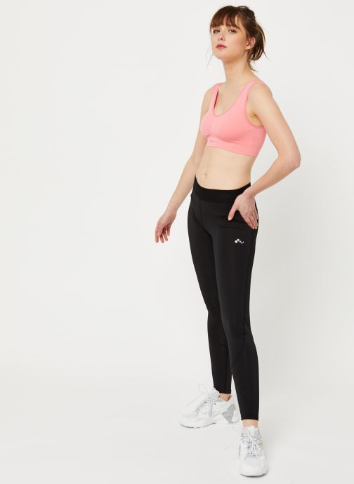 Vêtements Only Play Onpmira Seamless Sports Bra - Opus Rose vue bas / vue portée sac