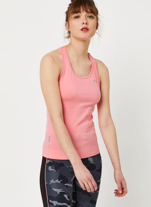Vêtements Only Play Onpchristina Seamless Sl Top - Opus Rose vue détail/paire