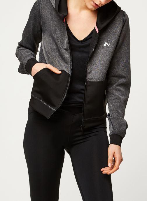 Vêtements Accessoires Onpfrida Athl Short Zip Hood