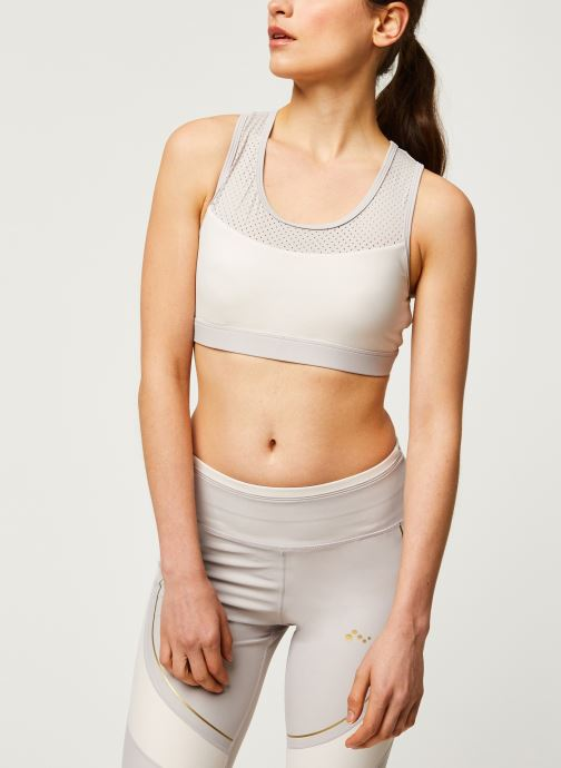 Vêtements Only Play Onpjacinte Sports Bra Beige vue détail/paire