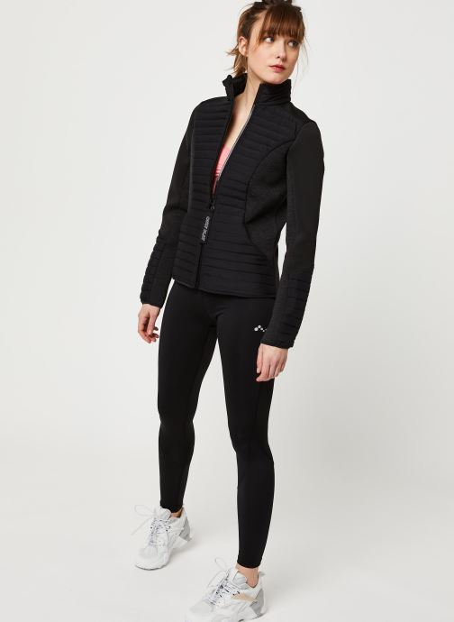 Vêtements Only Play Onpjolina Ls Woven Padded Short Jacket Noir vue bas / vue portée sac