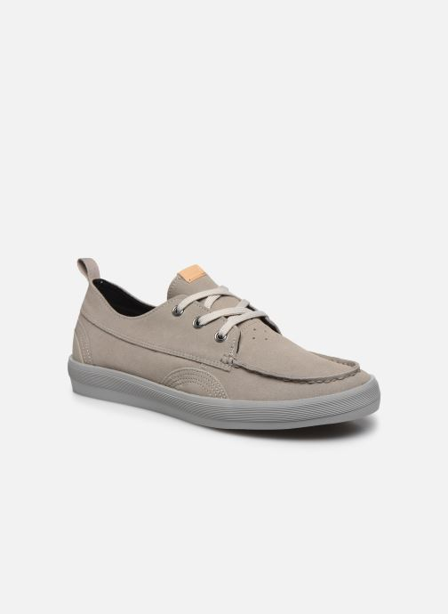 Baskets Globe Low Tide C Gris vue détail/paire