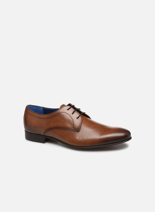 Zapatos con cordones Azzaro CRISTAN Marrón vista de detalle / par