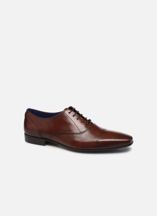 Zapatos con cordones Azzaro DOGME Marrón vista de detalle / par