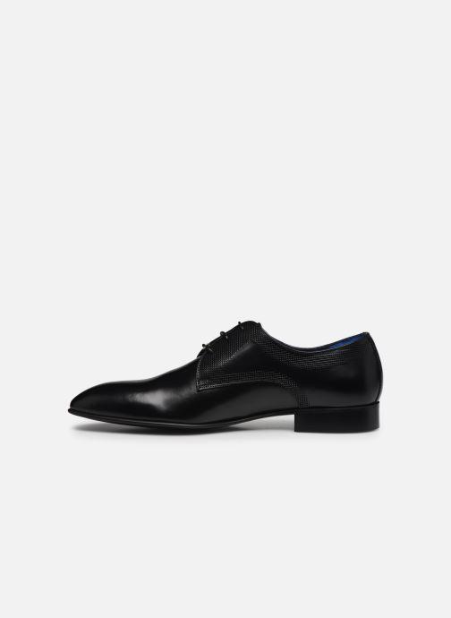 Zapatos con cordones Azzaro MOLITA Negro vista de frente
