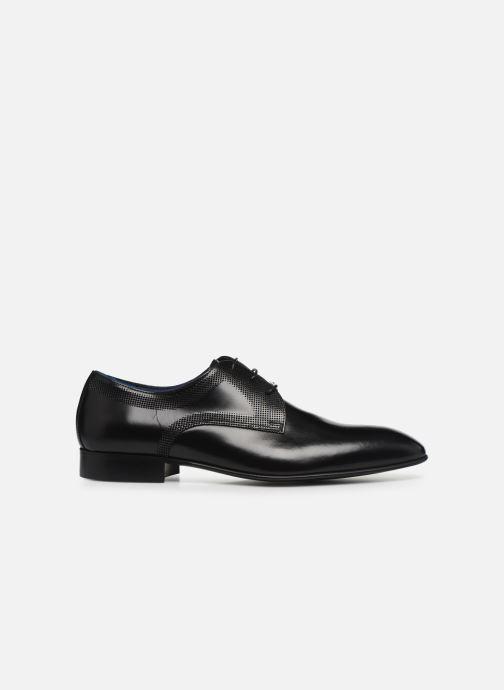 Zapatos con cordones Azzaro MOLITA Negro vistra trasera