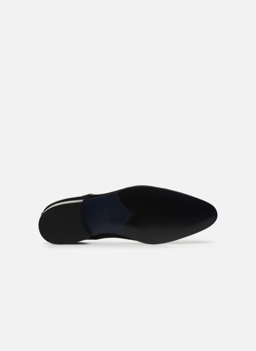 Zapatos con cordones Azzaro MOLITA Negro vista de arriba