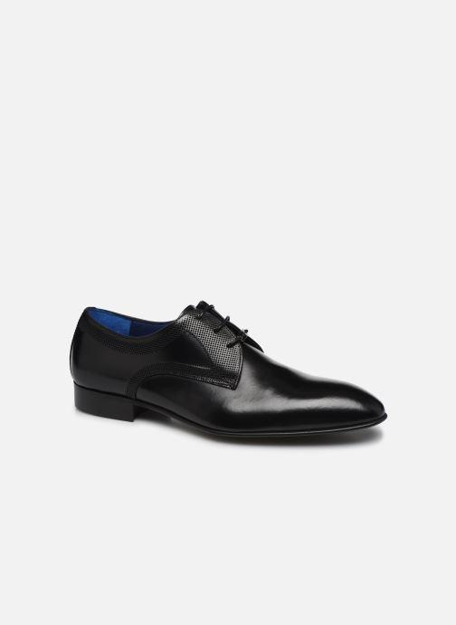 Zapatos con cordones Azzaro MOLITA Negro vista de detalle / par