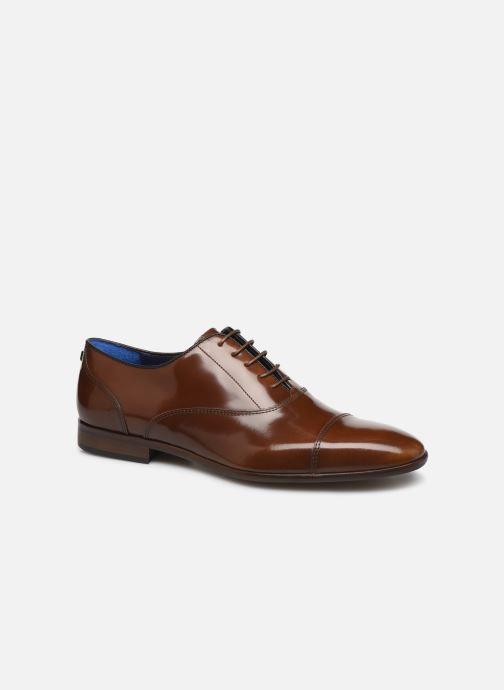 Zapatos con cordones Azzaro RAELO Marrón vista de detalle / par