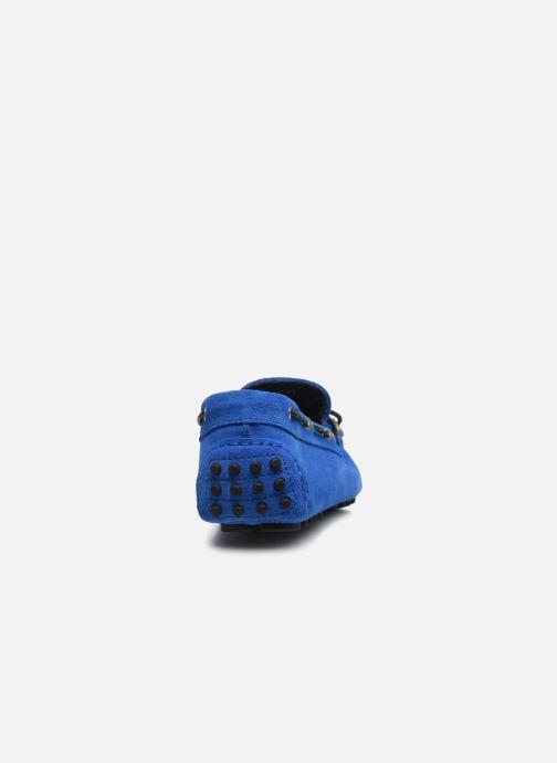 Azzaro SMET (Bleu) - Mocassins