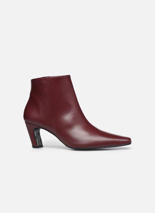 Bottines et boots Flattered Xenia Bordeaux vue derrière